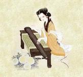 广陵散古筝教学林玲图片